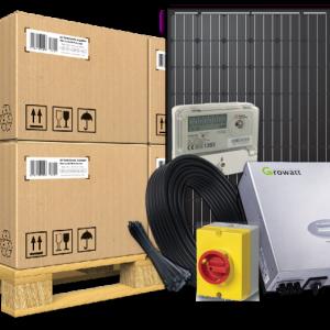 Solar pv panel kits