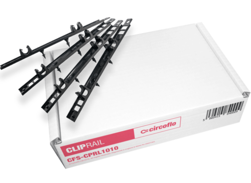 Circoflo Pro – CLIP RAIL - Info Sheet
